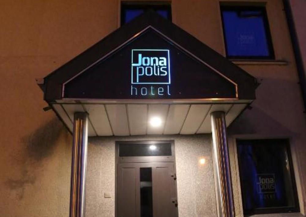 "Viešbutis ,,Jonapolis"""