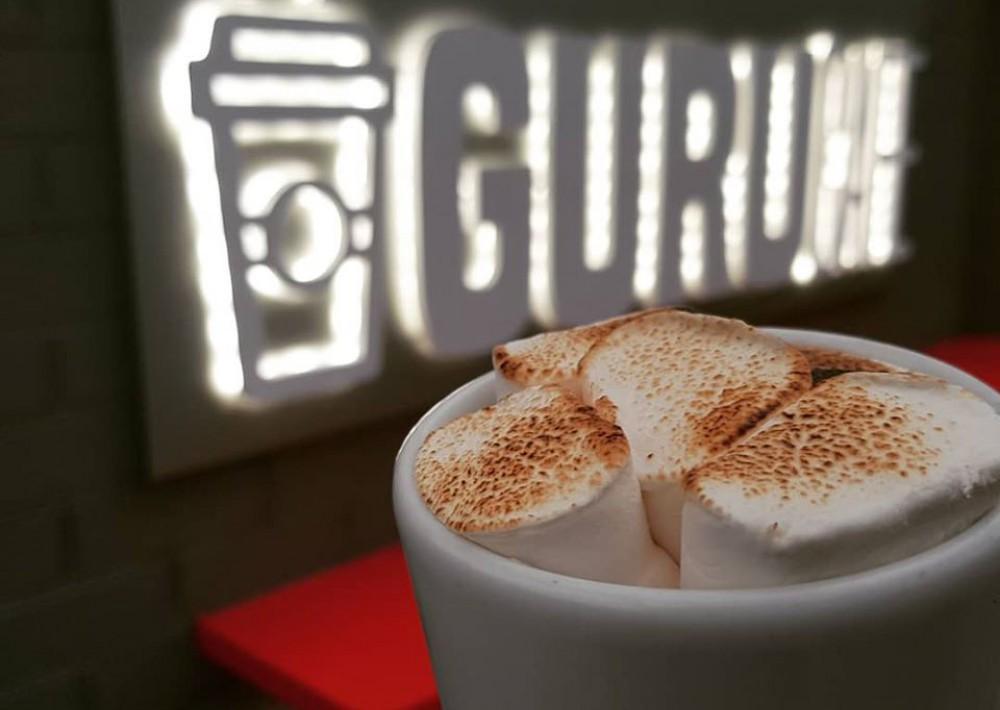 """Kavinė ,,Guru Cafe"""""""