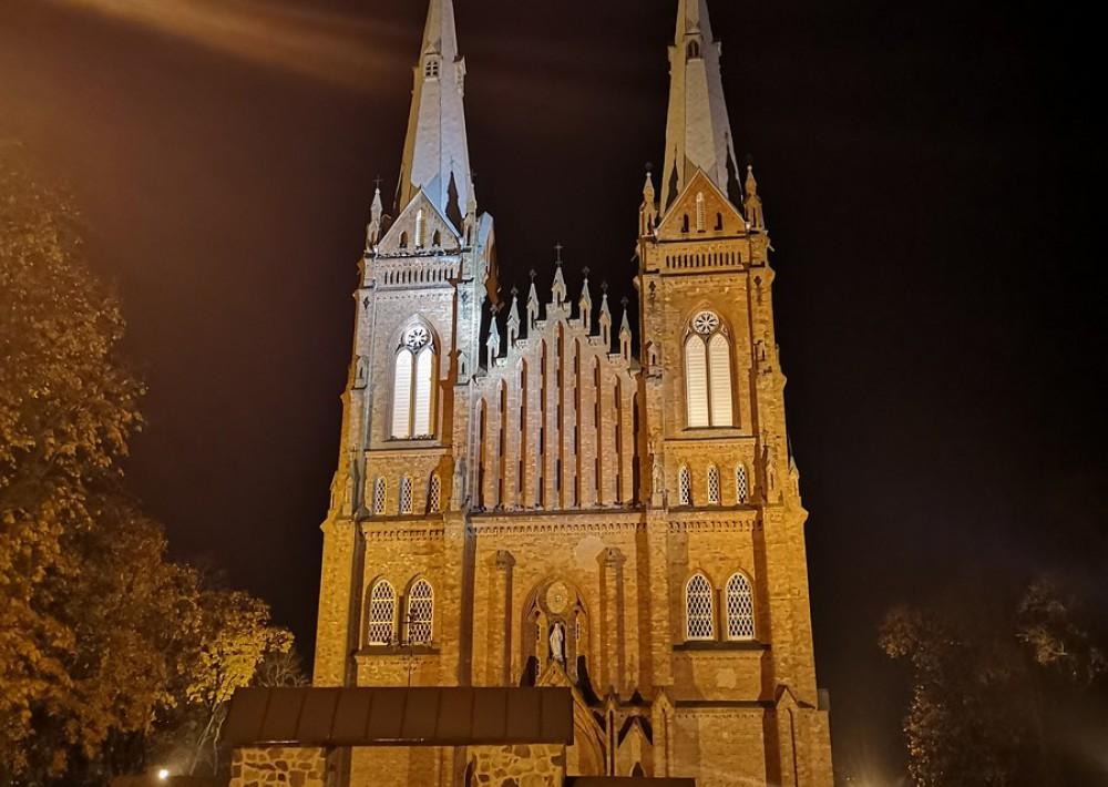Žeimių Švč. Mergelės Marijos Gimimo bažnyčia