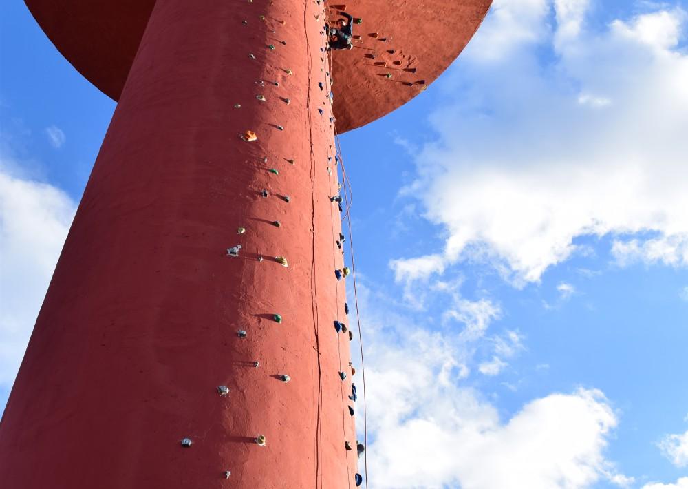 Jonavos laipiojimo bokštas