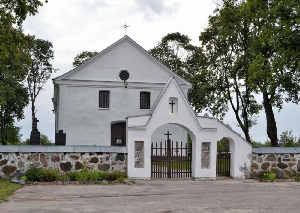 Bukonių Šv. arkangelo Mykolo bažnyčia