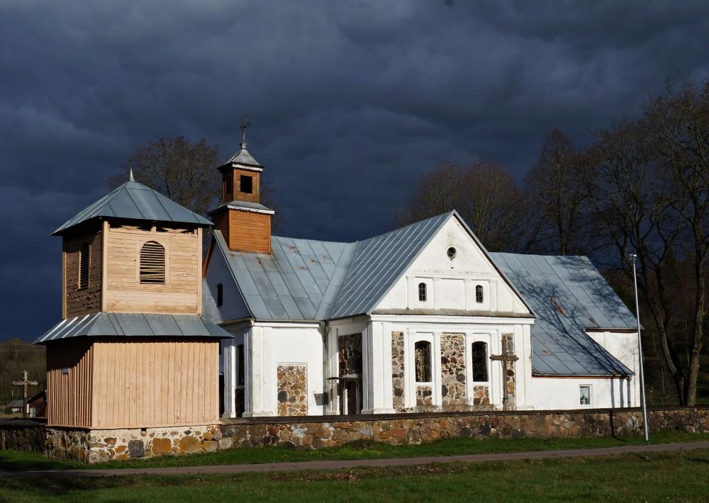 Upninkų Šv. arkangelo Mykolo bažnyčia
