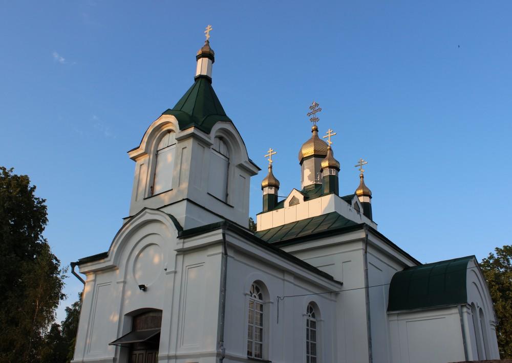 Šv. Aleksandro Neviškio cerkvė