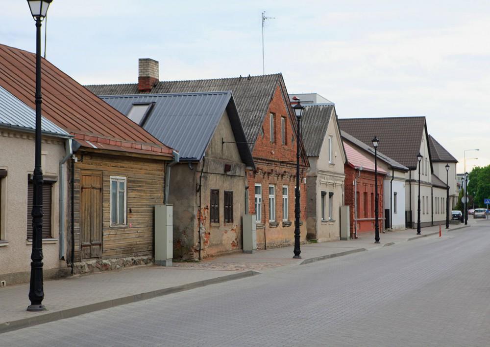 Kauno gatvė